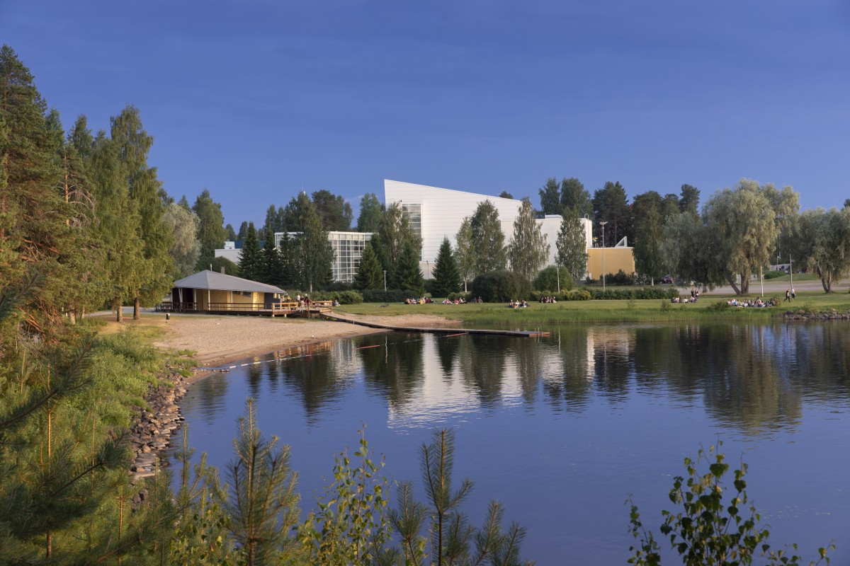 Accommodation in Kuhmo and near Kuhmo